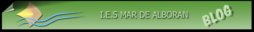 IES MAR DE ALBORÁN blog