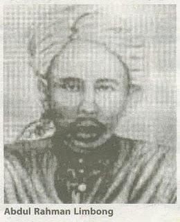 Haji Abdul Rahman Limbong