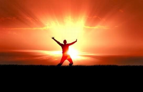 disfrutando del exito