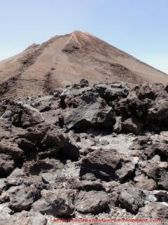Cráter del Teide - Teide crater