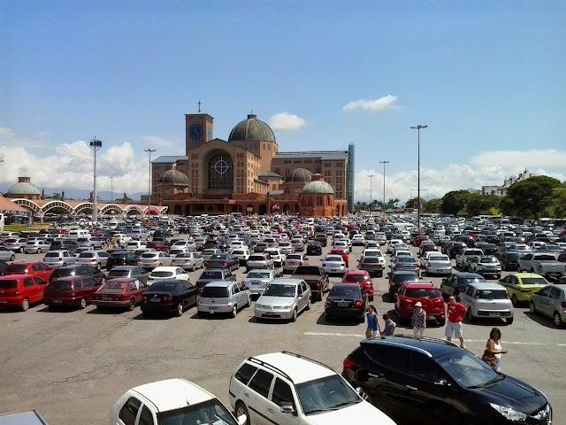 Hayabusa - Basílica de Aparecida