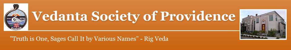 Vedanta Society of Providence