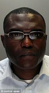 Nigerian Fraudsters Jailed in UK 1