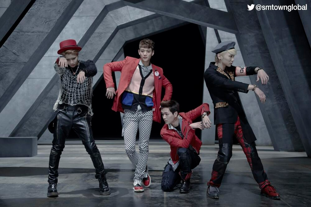 Oddness/Weirdness: [Guest Post] Stormy Asks: Has SHINee ...