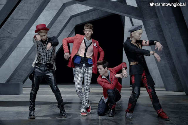SHINee BTS Why So Serious?