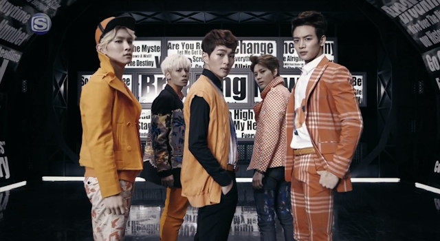 shinee breaking news screencap 1
