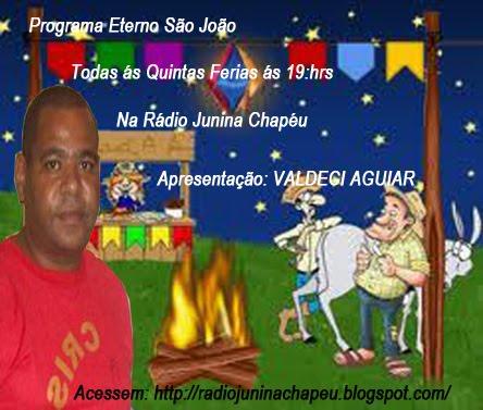 PROGRAMA ETERNO SÃO JOÃO