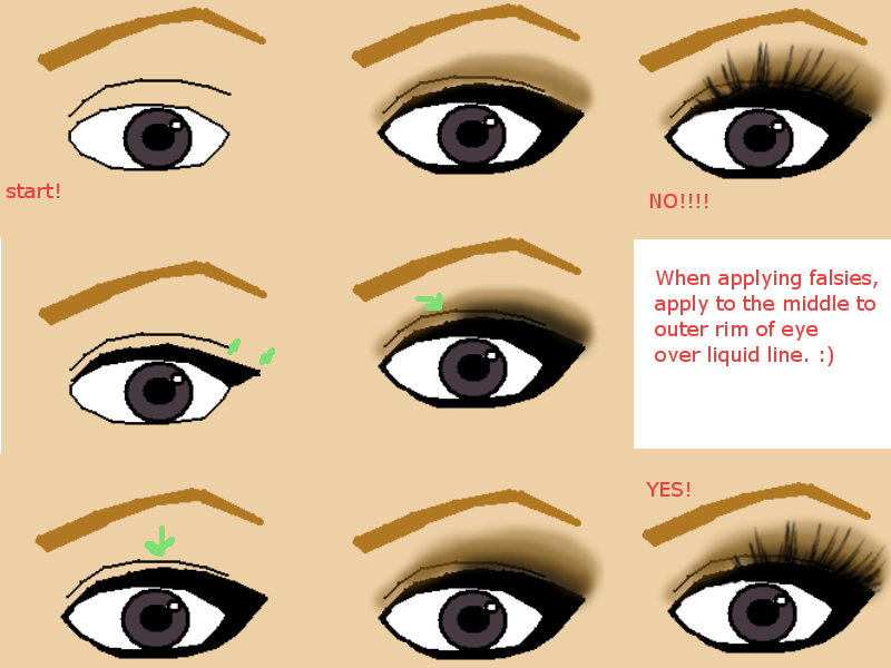 Eye Makeup For Almond Eyes Pictures to Pin on Pinterest - PinsDaddy