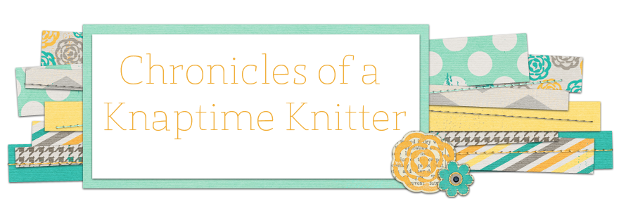 Chronicles of a Knaptime Knitter