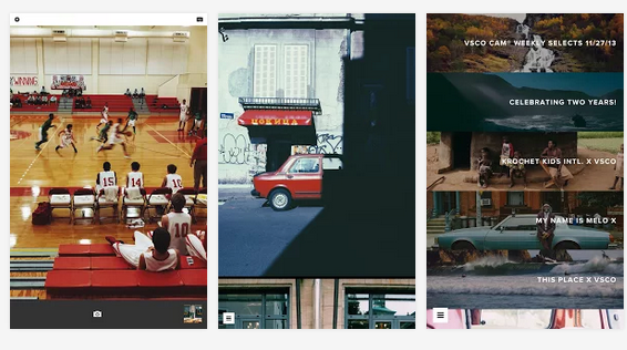VSCO Cam, the ultimate Camera App for your Android smart phones and tablets comes to Google Play for free
