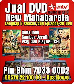 DVD Mahabharata