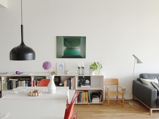 Eiermann--Tisch, Louis Poulsen, stocubo, Eames, Normann Copenhagen, Aarebild