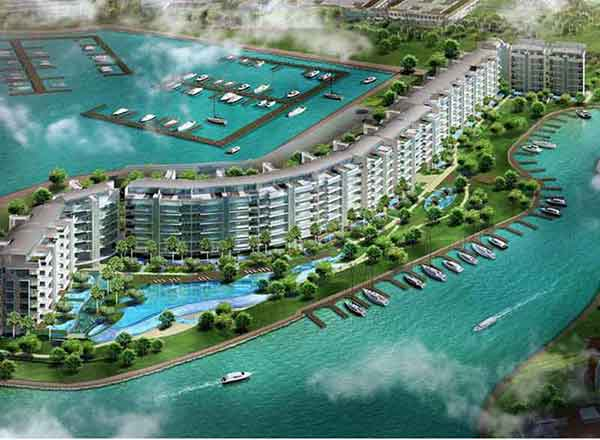 The Residences @ W Sentosa Cove