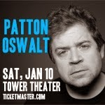 Patton Oswalt Tix