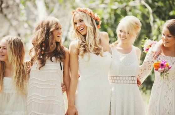 Madrinas de matrimonio