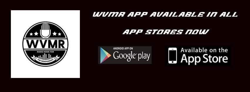 Download WVMR app on all App Stores today!