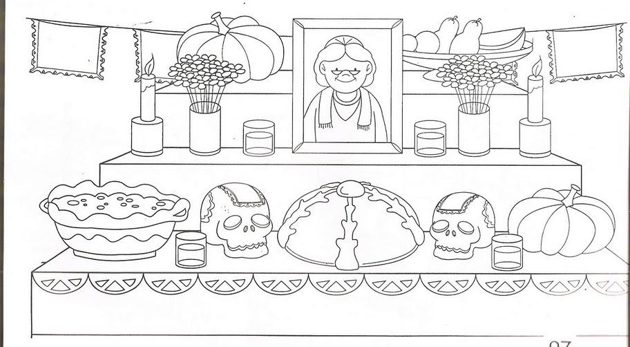 Animus: Tradiciones: día de muertos