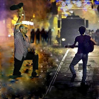 the police are in the viewfinder, accused of brutality against protesters Turkey