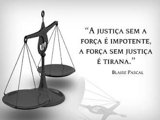 JUSTIÇA SEM A FORÇA