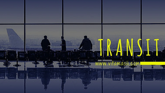 Destination Anywhere : Transit