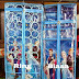 Gantungan Jilbab Ring Karakter Frozen | Rak Jilbab Biasa karakter Frozen