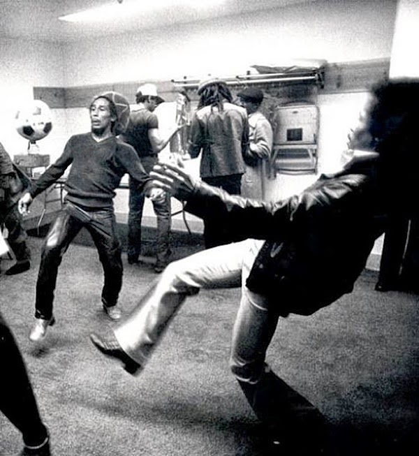 Ultimate Collection Of Rare Historical Photos. A Big Piece Of History (200 Pictures) - Bob Marley