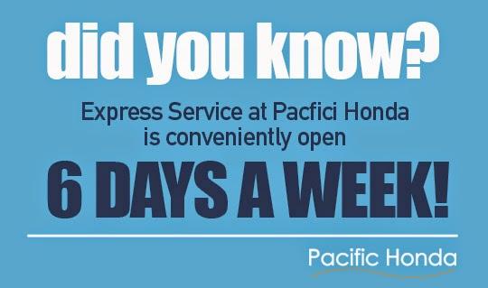 pacific honda blog express service at pacific honda