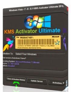 KMS Activator Ultimate 2015 v2.5 Free Download