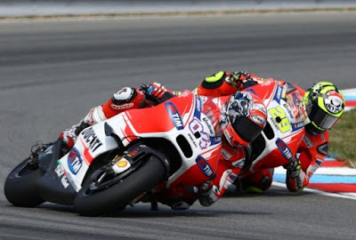 Telat Lagi, Ducati GP16 Baru Akan Siap di Tes Pramusim Februari Mendatang