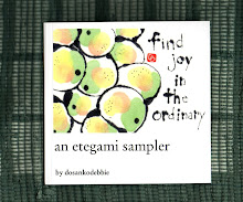 An Etegami Sampler (art book)