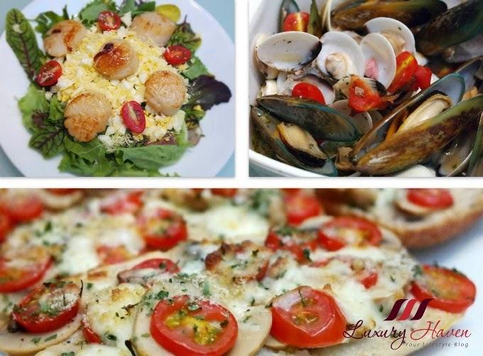 luxury haven singapore lifestyle blogger award winning recipes