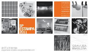 Programação SP ESTAMPA 2011- veja aqui