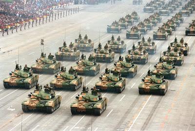 Kekuatan Militer Terhebat Dunia