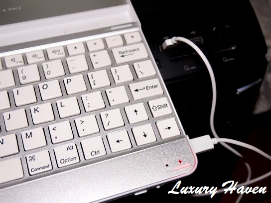 snugg ipad bluetooth keyboard case