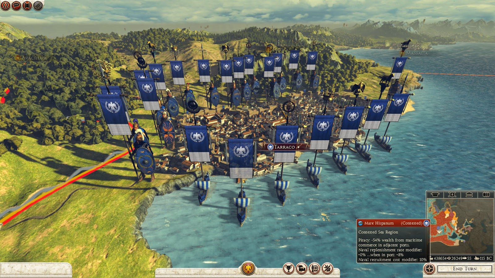 Total War Rome Ii Emperor Edition Id System Requirement