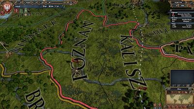 Europa Universalis IV screen Kelevandos