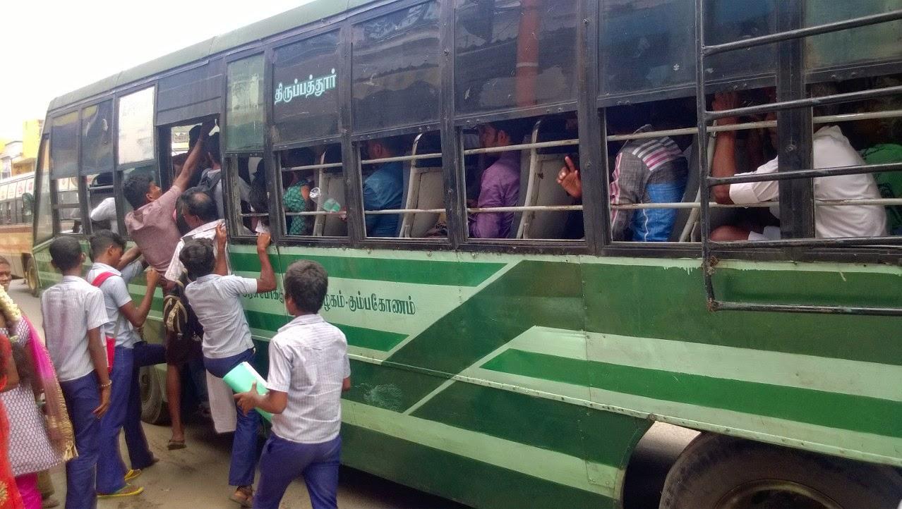 Bus to Rameswaram