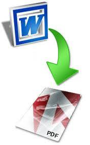 Download, Software, Pengubah, Ms. Word, Menjadi, File, PDF, Gratis