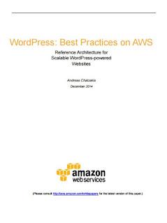 WordPress: Best Practices on AWS