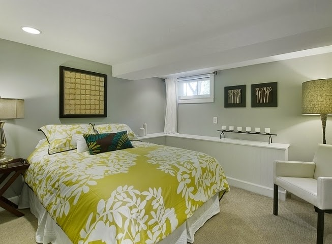 paint colors for a basement bedroom