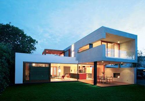 Casas modernas - Casas de diseno modulares ...
