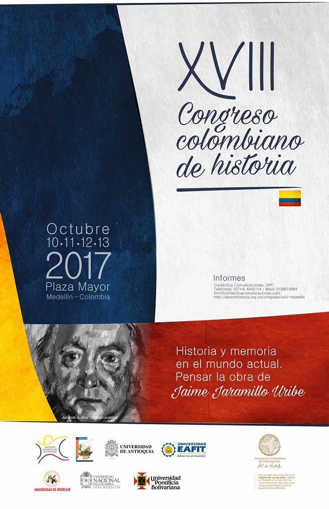 XVIII Congreso Colombiano de Historia