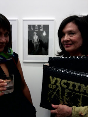 Blog de Arte, Voa Gallery, Victim of Art, Exposiciones Madrid, Galerías de arte en Madrid, Mondo Galería, Mondo Gráfico, Marilyn Monroe, Lawrence Schiller, Christine Rendina,