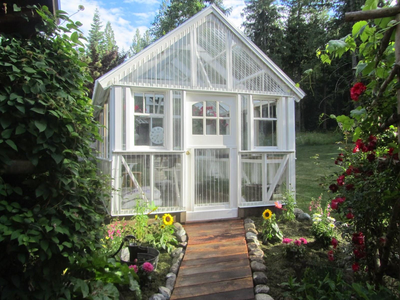 Greenhouse in zone 5b North Idaho
