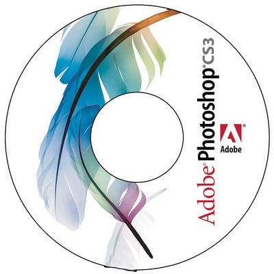 Photoshop CD-Cover