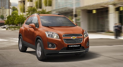 Review Mobil Chevrolet Trax
