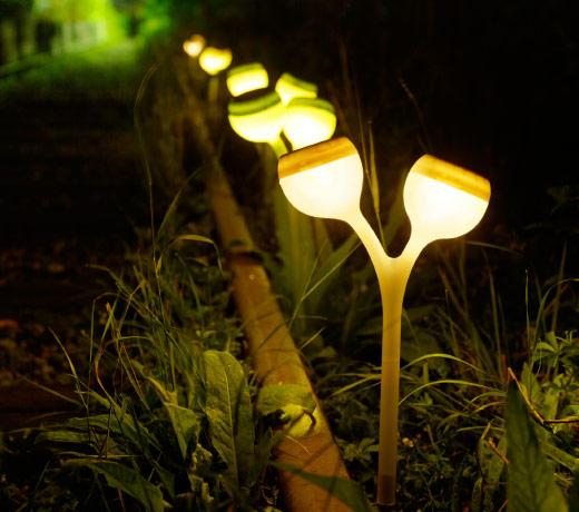 Interior relooking casa al mare come illuminare il giardino - Ikea luci esterno ...