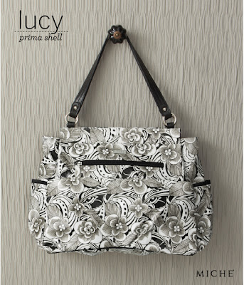 """Lucy """"Go-Anywhere"""" Shell for Prima Bags"""