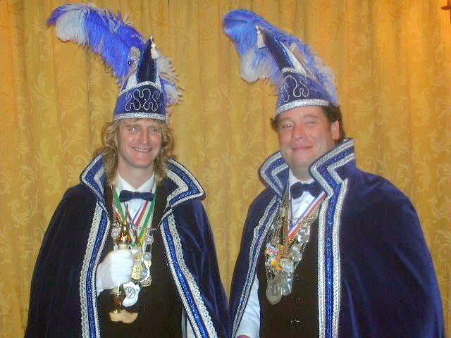 Prins Frans 1e en Adjudant John 2006 / 2007: