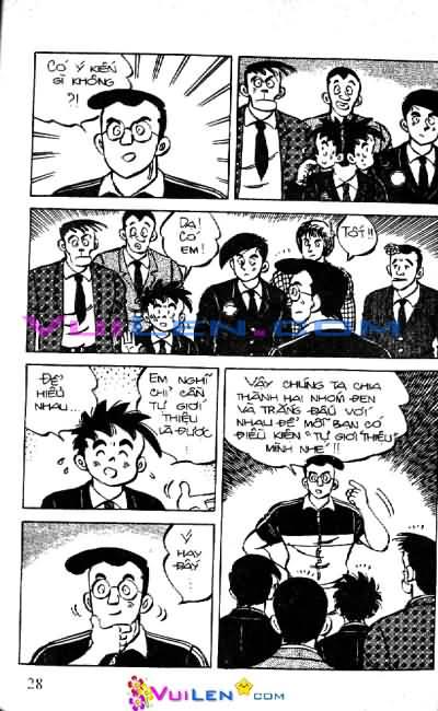 Jindodinho - Đường Dẫn Đến Khung Thành III Tập 30 page 28 Congtruyen24h